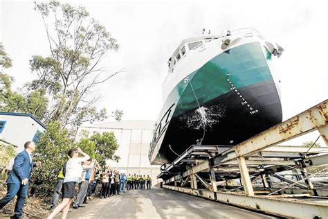 Fishing Boat Jobs Tasmania by Boat Floated Thanks To Tasmanian Talent The Advocate
