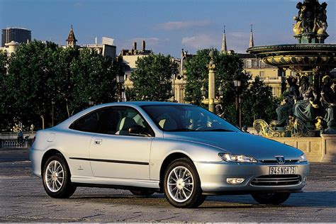 Peugeot 406 Coupe by 2000 Peugeot 406 Coupe 8 Pictures Information And
