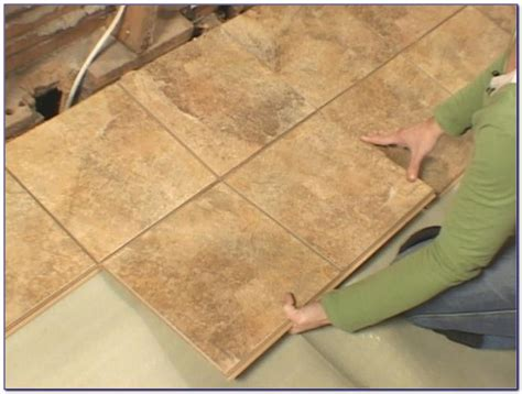 snap together vinyl tile flooring tiles home design