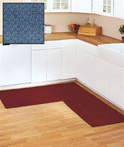 L Shaped Kitchen Rug by Corner Runner Rug Carpet Berber Kitchen Hallway Garage L