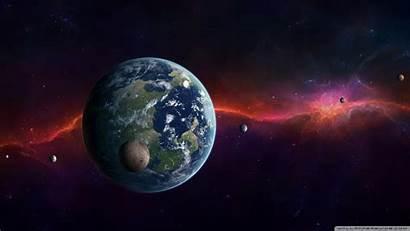 Earth Planet Planets Desktop Moon 4k Wallpapers