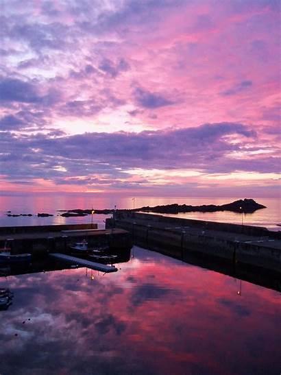 Purple Pretty Sky