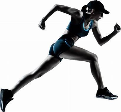 Clipart Transparent Background Runner Running Run Woman