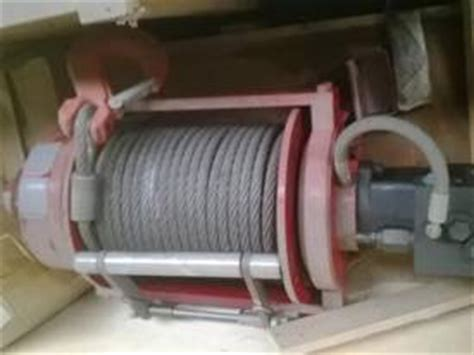 hydraulic winch new or used hydraulic winch for sale australia
