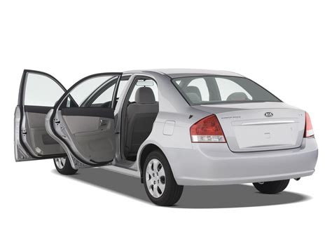 2008 Kia Spectra Reviews by 2008 Kia Spectra Reviews And Rating Motortrend