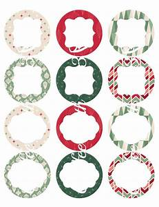 christmas canning jar labels With christmas canning labels