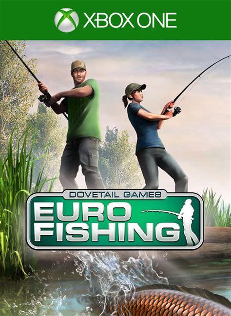 euro fishing  xbox   mobygames