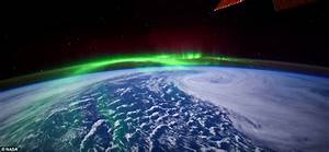 NASA timelapse video shows northern lights appear from ...