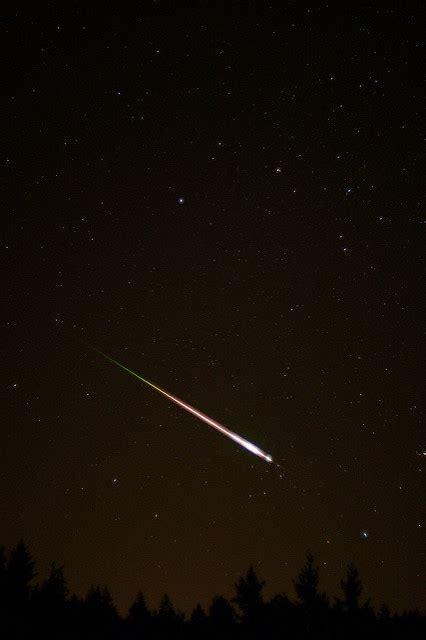 dracodin meteor shower  october perth