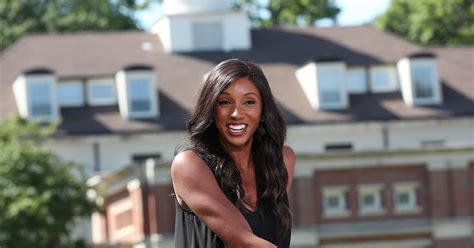ESPN's Maria Taylor has a message for women who want to ...