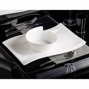 Assiette Ardoise Pas Cher : assiette porcelaine blanche pas cher ~ Teatrodelosmanantiales.com Idées de Décoration