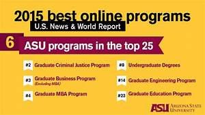 ASU a top school for online education in US News rankings ...