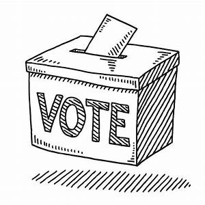 Royalty Free Voting Clip Art, Vector Images ...