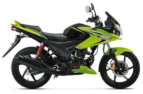 Bike Modification Of Honda Stunner by Honda Cbf Stunner Price Mileage Review Honda Bikes