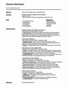 how to create an impressive job resume With impressive resume