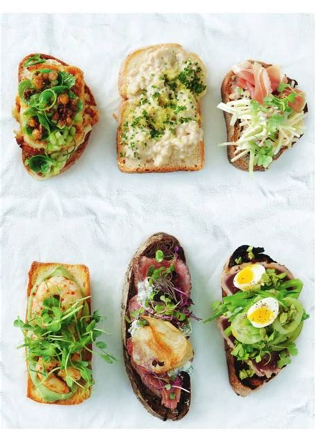 17 best images about recipes tartines on pinterest