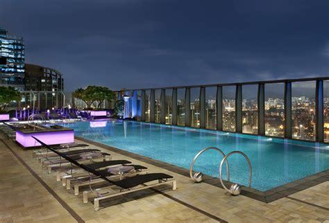 hotel hong kong   skyline panorama