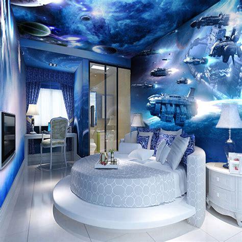night sky wallpaper bedroom gallery