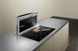 Hote De Cuisson : hottes nouveaut s 2013 inspiration cuisine ~ Premium-room.com Idées de Décoration
