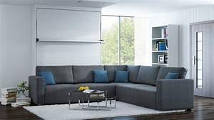 Möbel 4 Living Minden : schrankbett wandbett mit sofa ecke leggio linea std std 160 x 200 cm whitewood c ~ Bigdaddyawards.com Haus und Dekorationen