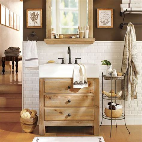 reclaimed wood in bathroom design deniz home
