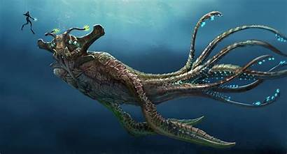 Subnautica Emperor Sea Concept Res Wiki Wikia