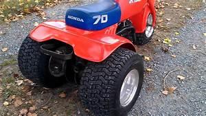 Honda Atc 70 125cc Swap