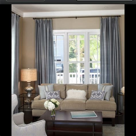 Taupe And Blue Living Room Ideas by Taupe And Blue Living Room Decor