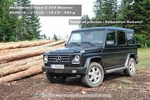 Classe G : essai mercedes classe g 350 bluetec actu automobile ~ Gottalentnigeria.com Avis de Voitures
