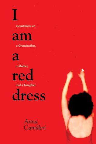 red dress incantations   grandmother  mother