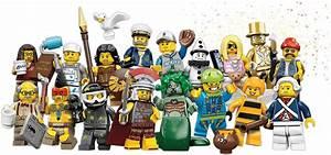 Lego Minifigures Series 10 Review Part 1