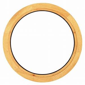 Oeil De Boeuf Bois : oeil de boeuf bois fixe rond diam 70 cm ~ Nature-et-papiers.com Idées de Décoration