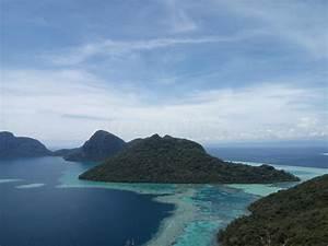 The, Peak, Of, Bohey, Dulang, Island, Stock, Photo