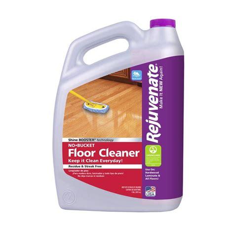 rejuvenate floor cleaner home depot rejuvenate 128 oz floor cleaner rj128fc the home depot