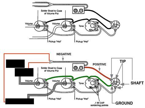 Emg Le Paul Wiring Diagram by Help Me Understand My Pj Emg Active Passive Pus