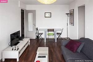 idee deco petit salon salle a manger m84 avap 12 tv avant With petit salon salle a manger