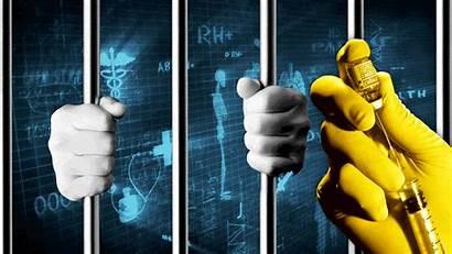 Prison Company Drug Keep Shot