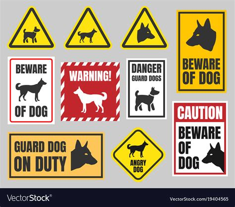 beware  dog sign goldenacresdogscom