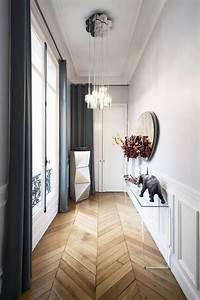 Idee Deco Couloir Peinture : 1001 moyens de changer d 39 ambiance avec une id e d co couloir fantastique ~ Melissatoandfro.com Idées de Décoration
