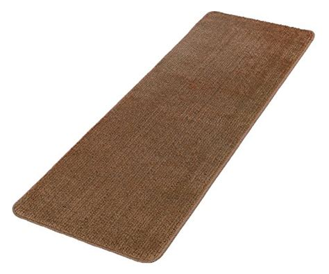 solid color kitchen rugs ottomanson softy collection color solid machine washable 5597