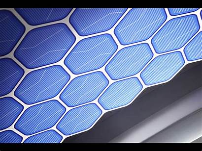 Solar Dc100 Panels Land Rover Concept Roof