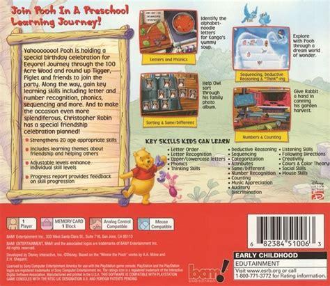 disney s winnie the pooh preschool box for 835 | 44266 back