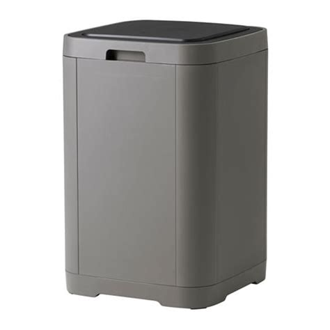Gigantisk Touch Top Trash Can Ikea