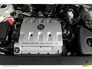 2003 Cadillac Seville Sls Engine Photos