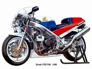 Honda Rc 30 : tech drawing honda vfr750r rc30 cutaway honda rc 30 honda motorbikes honda motorcycles honda ~ Melissatoandfro.com Idées de Décoration