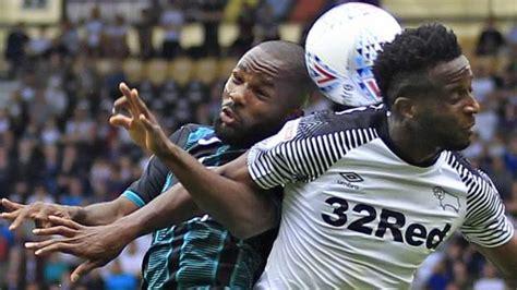 Derby County 0-0 Swansea City - BBC Sport