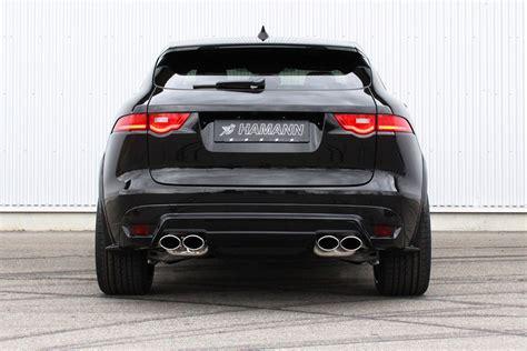 Jaguar F Pace Modification by Hamann Team Reveals A Tweaked Jaguar F Pace Suv