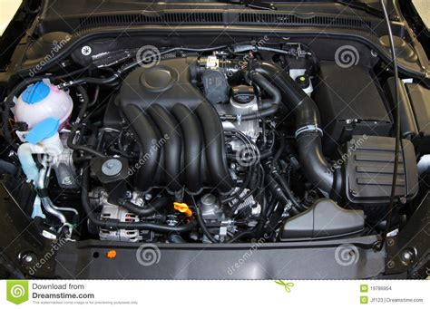 Car Engine Stock Photo. Image Of Cooler, Industry