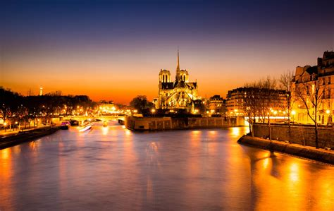 Paris, France  The City of Lights  Tourist Destinations