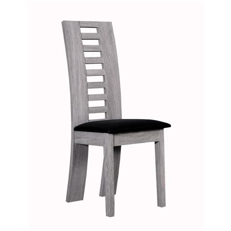 chaises salle a manger design pas cher valdiz